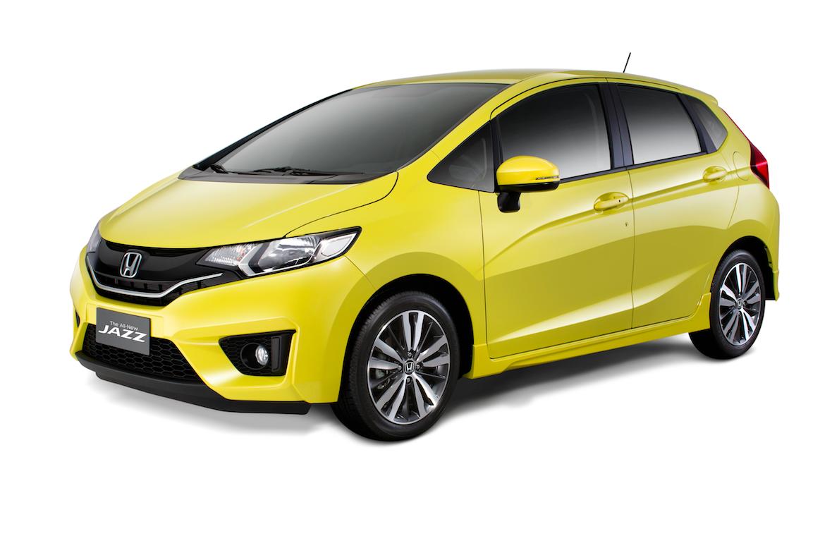 Honda Jazz 2014 Baru