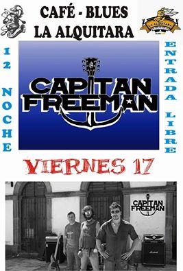 CAPITÁN FREEMAN