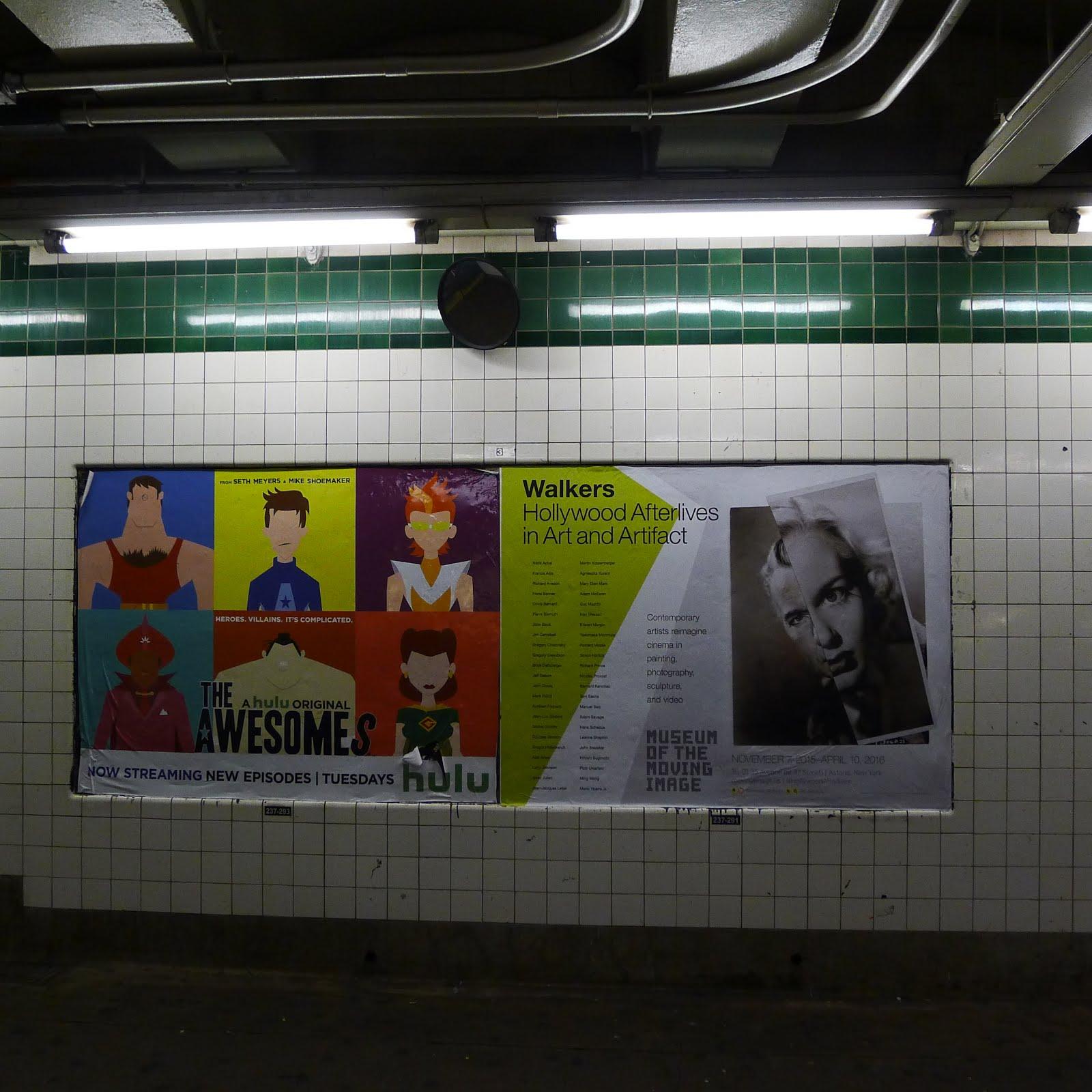 Brooklyn NY Subway