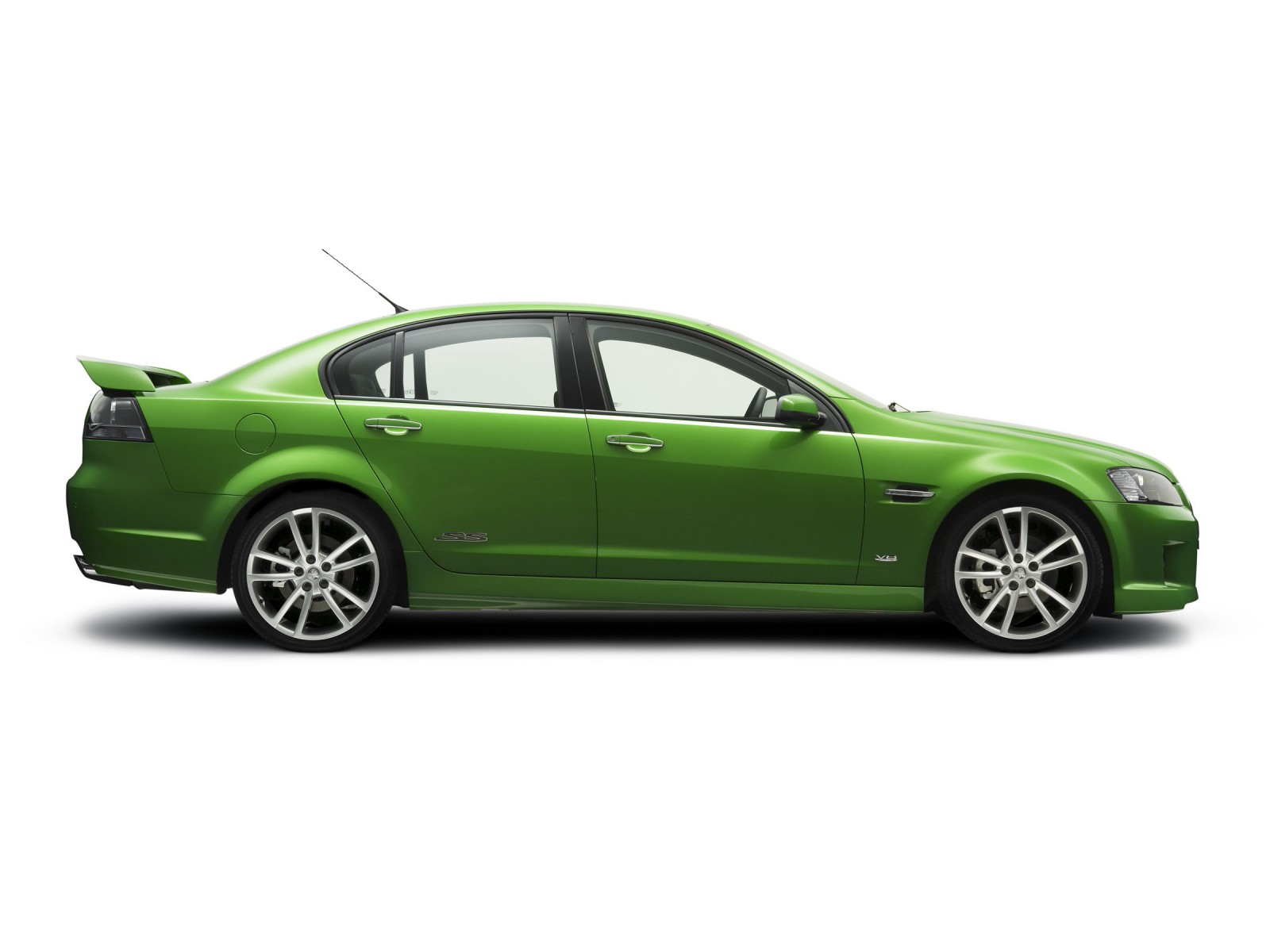 2008 Holden VE Commodore SS V 60th Anniversary Wallpapers Pictures ...