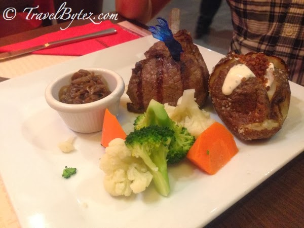 Hippopotamus (Restaurant and Grill) - the Singapore Sequel