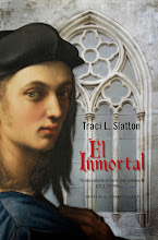 THE NEW SPANISH COVER OF IMMORTAL
