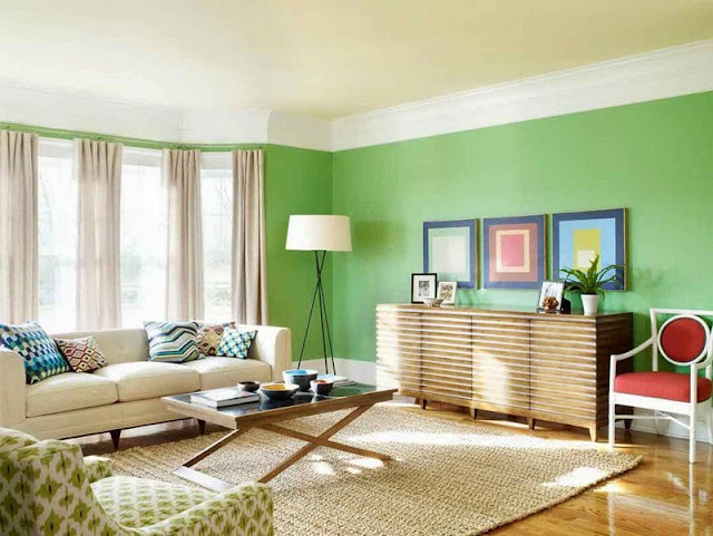 2014 Interior Paint Color Trends Are All About Exploring New Combinations  Of Colors As Well   Purple And Green, Pink And Yellow, Orange And Purple,  ...