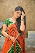 Actress Anusha Photos in Half saree-thumbnail-3