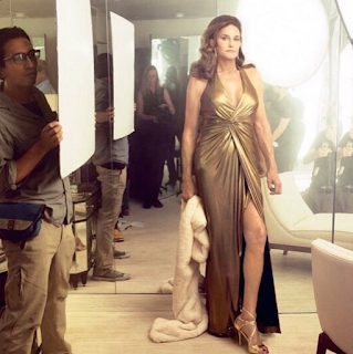 Get your first look at Caitlyn Jenner in I am Cait docu series.