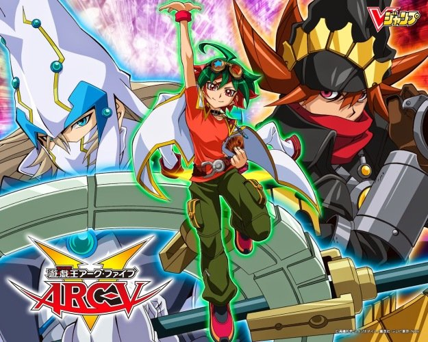 NickALive Nicktoons USA To Premiere Yu Gi Oh Arc V Season 3 On