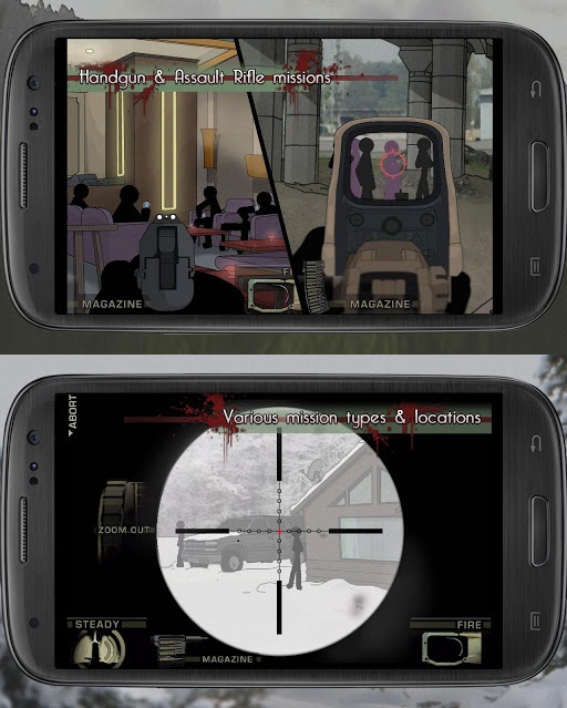 tactical assassins free games for android