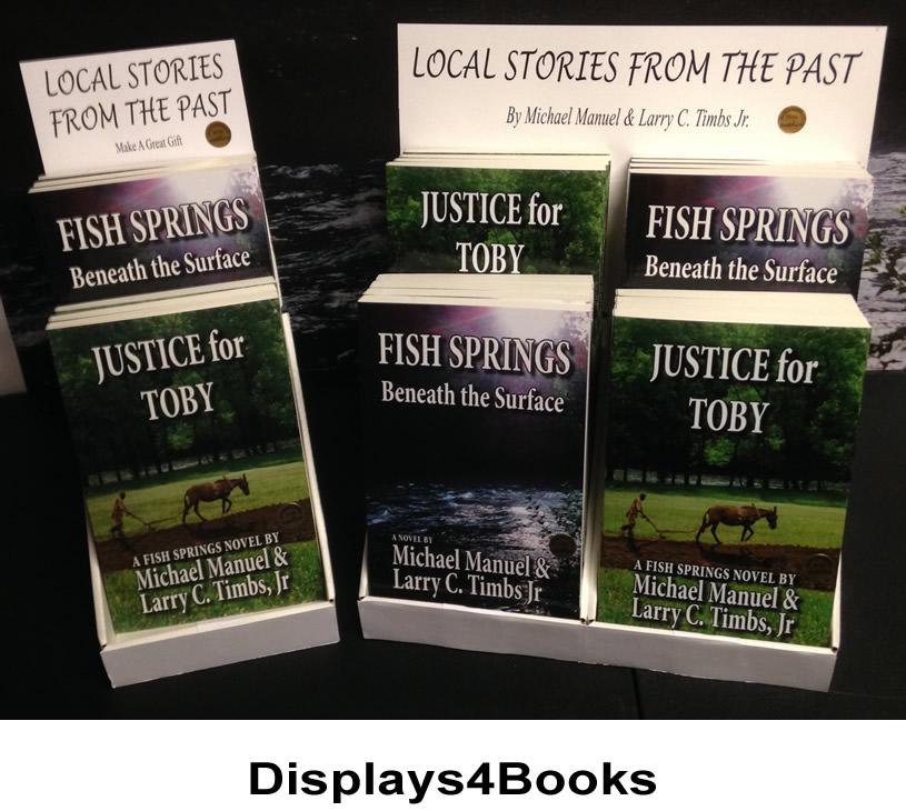 Displays4Books