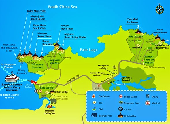 Trip To Bintan Island Nirwana Gardens Mayang Sari Beach Resort