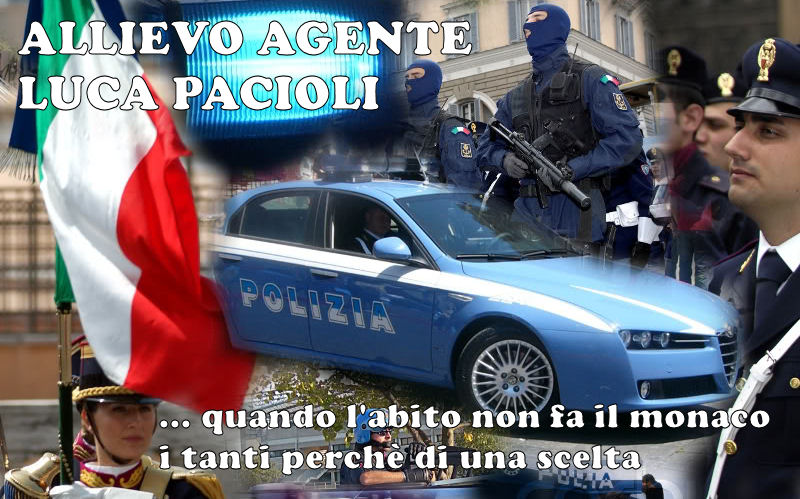 Allievo Agente LUCA PACIOLI
