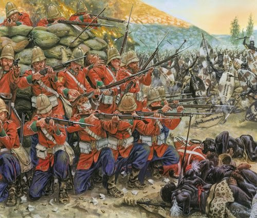 10mm Anglo Zulu War Project