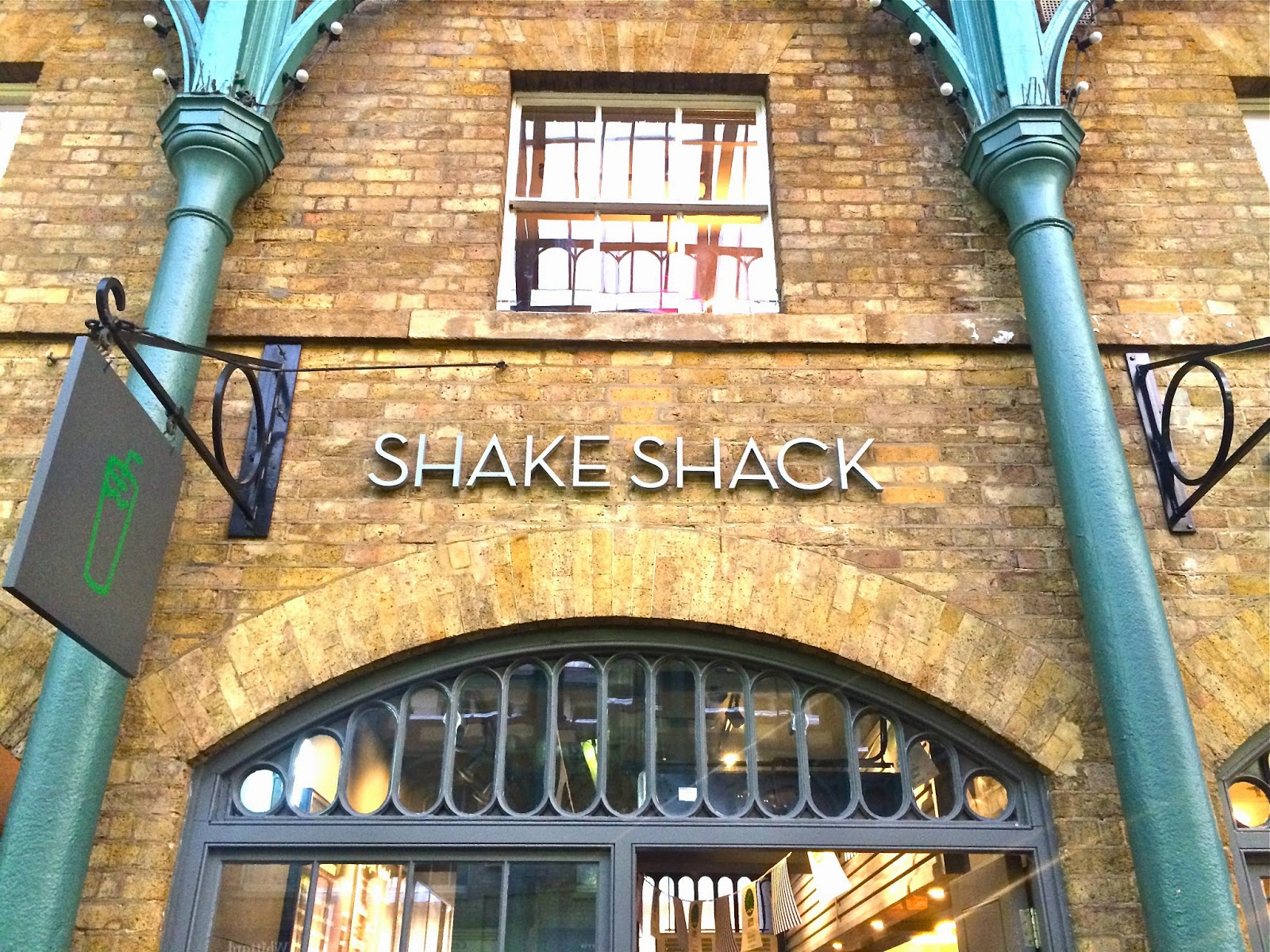 Shake Shack, Covent Garden Review