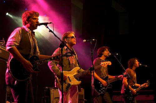 Crónica concierto GIGOLO AUNTS Turborock 2011