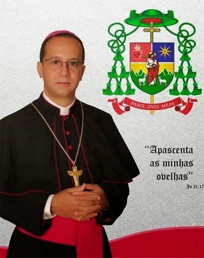 DOM VASCONCELOS ADMINISTRADOR APOSTOLICO