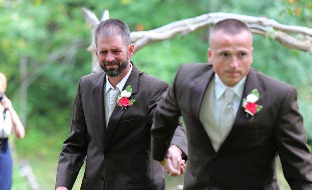 boda con sorpresa