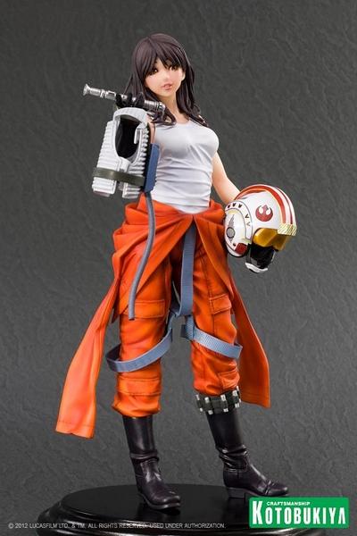 Jaina Solo Kotobukiya Scale Figure