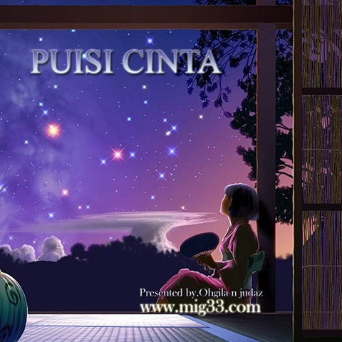 Puisi Cinta Terbaru 2011