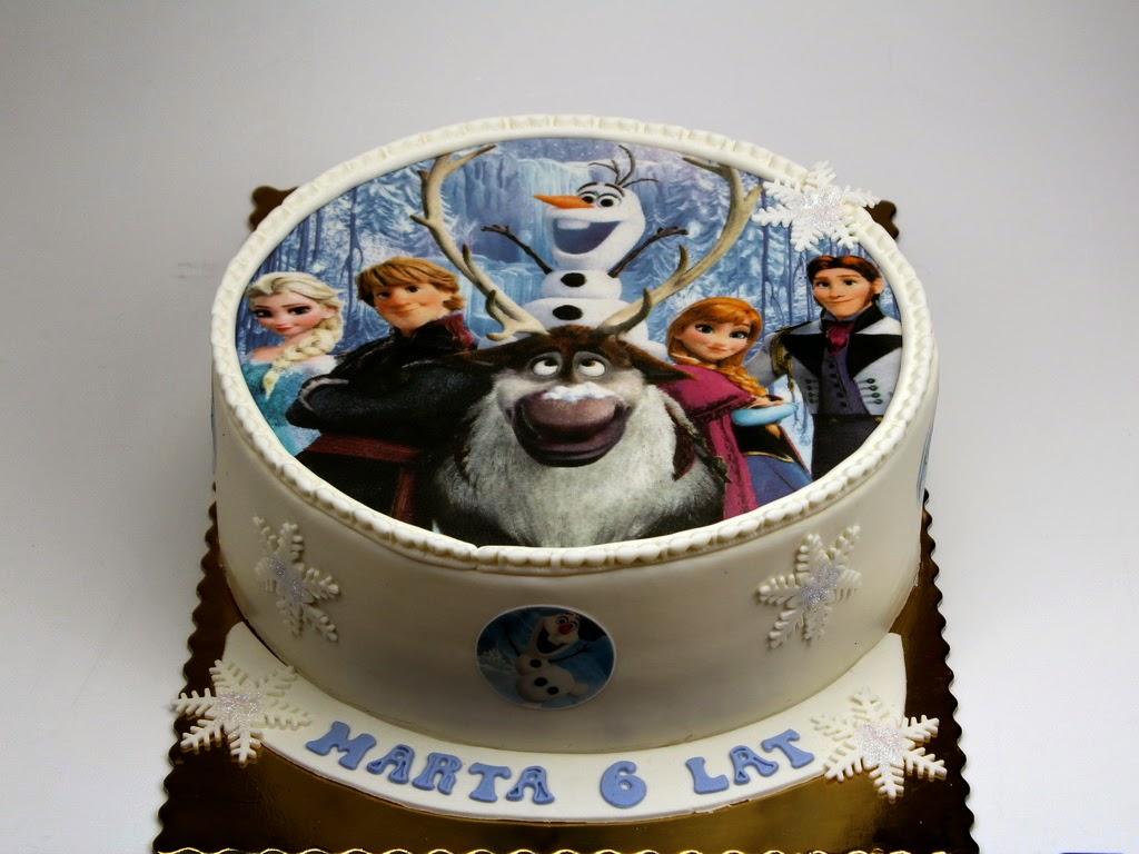 Frozen Cakes in London: Frozen Cakes in Ealing, London