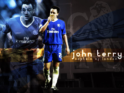 UEFA Champions League - John Terry