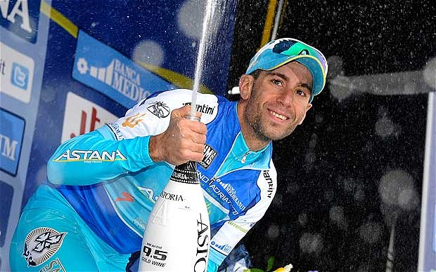 Vincenzo Nibali Specialized