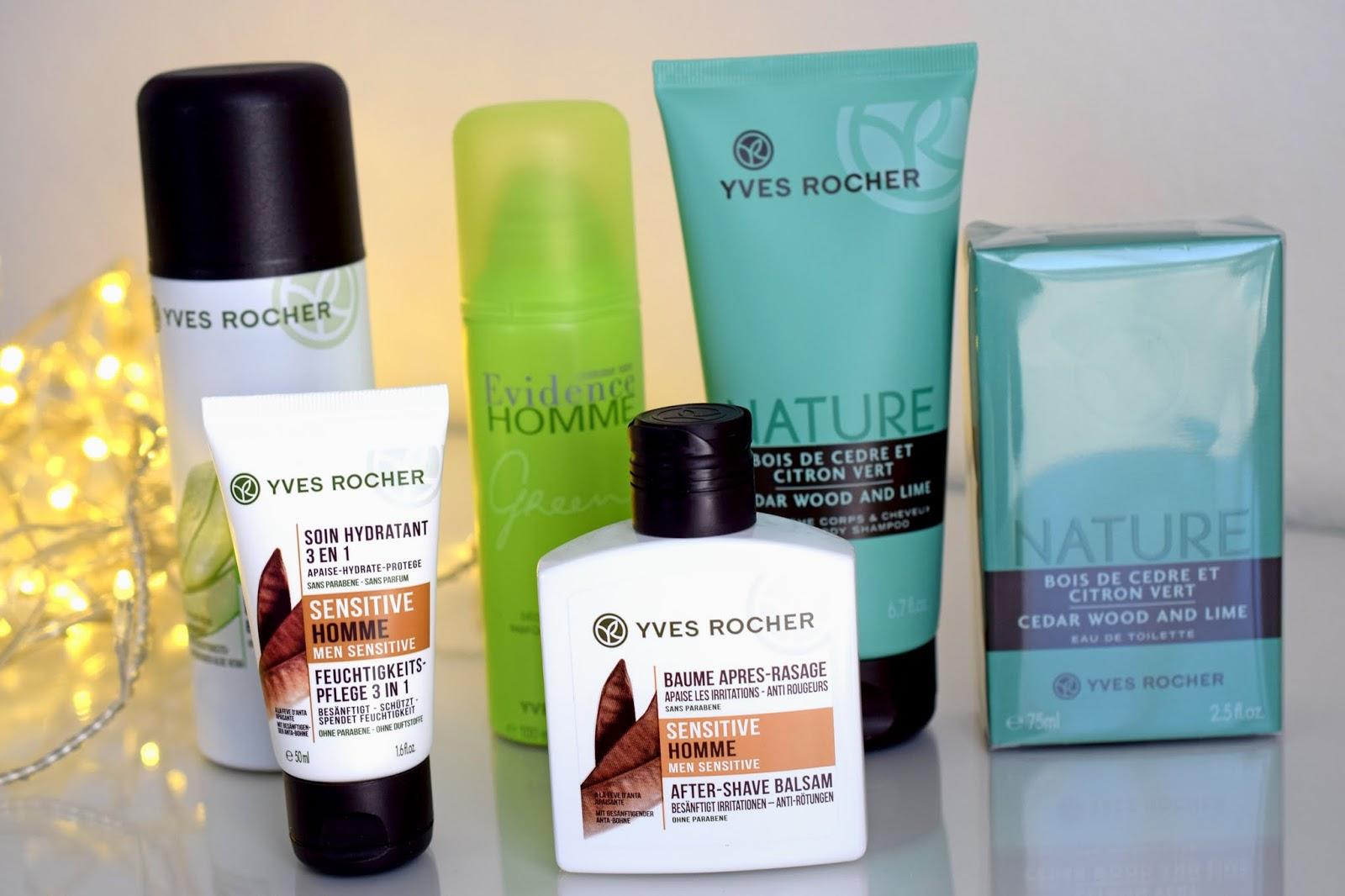 Gewinnspiel: Yves Rocher Beauty-Paket für Männer