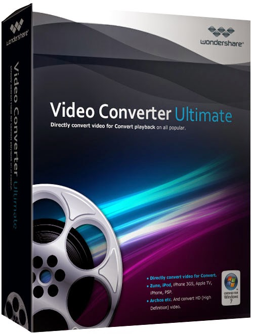 Wondershare Video Converter Ultimate Serial