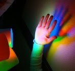 Um mundo de Luz e Cores diante dos nossos olhos