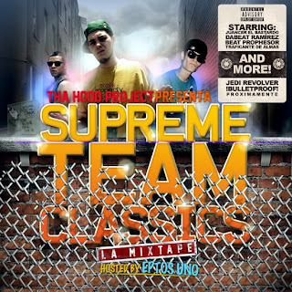 Tha Hood Project | Supreme Team Classics Mixtape