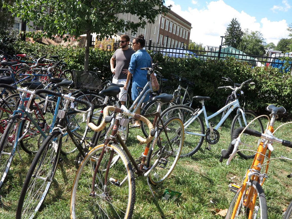 Gwadzilla Used Bikes At The Georgetown Flea Market