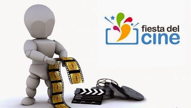 Promoción Fiesta del Cine