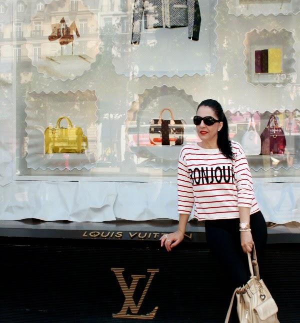 Camiseta de rayas_Paris_PrimSecret_louisVuiton