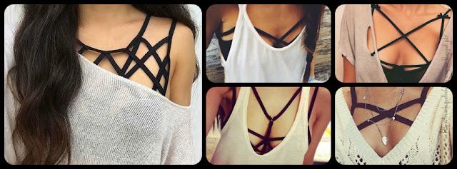 strappy bra, strapped bra, soutien tiras, soutien fitas