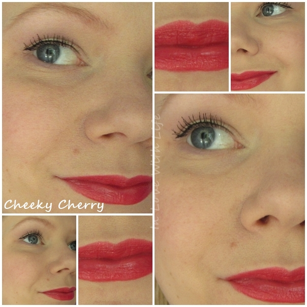Astor Soft Sensation Lipcolor Butter - Cheeky Cherry
