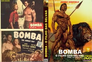BOMBA - COLEO COMPLETA - 12 FILMES