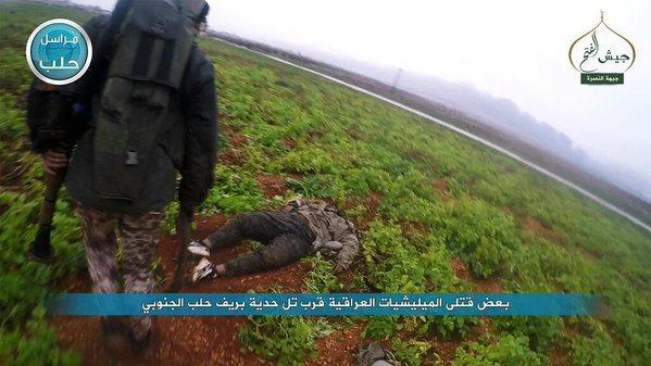 Mujahidin Suriah Gagalkan Serangan Syiah di Aleppo Selatan