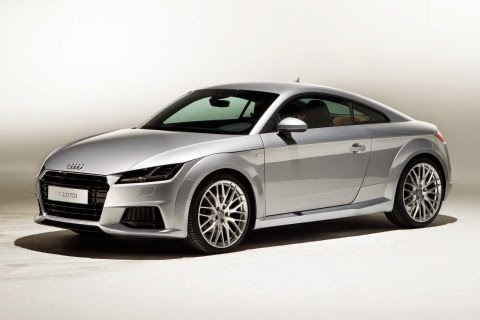 Autocar: New Audi TT on sale for £29,770
