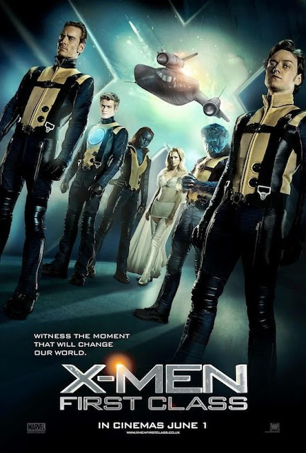 X Men: Primera Generacion (2011)