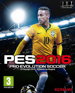 Direct Pro Evolution Soccer 2016 ISO