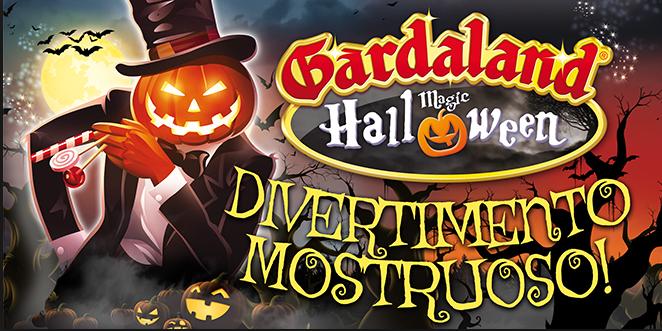 festa halloween gardaland