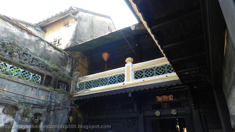 Một góc nhà cổ ở Hội An