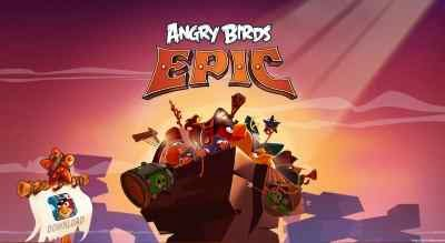 [GAME] ANGRY BIRDS EPIC 1.2.3 FULL MOD+UNMOD UNLIMITED
