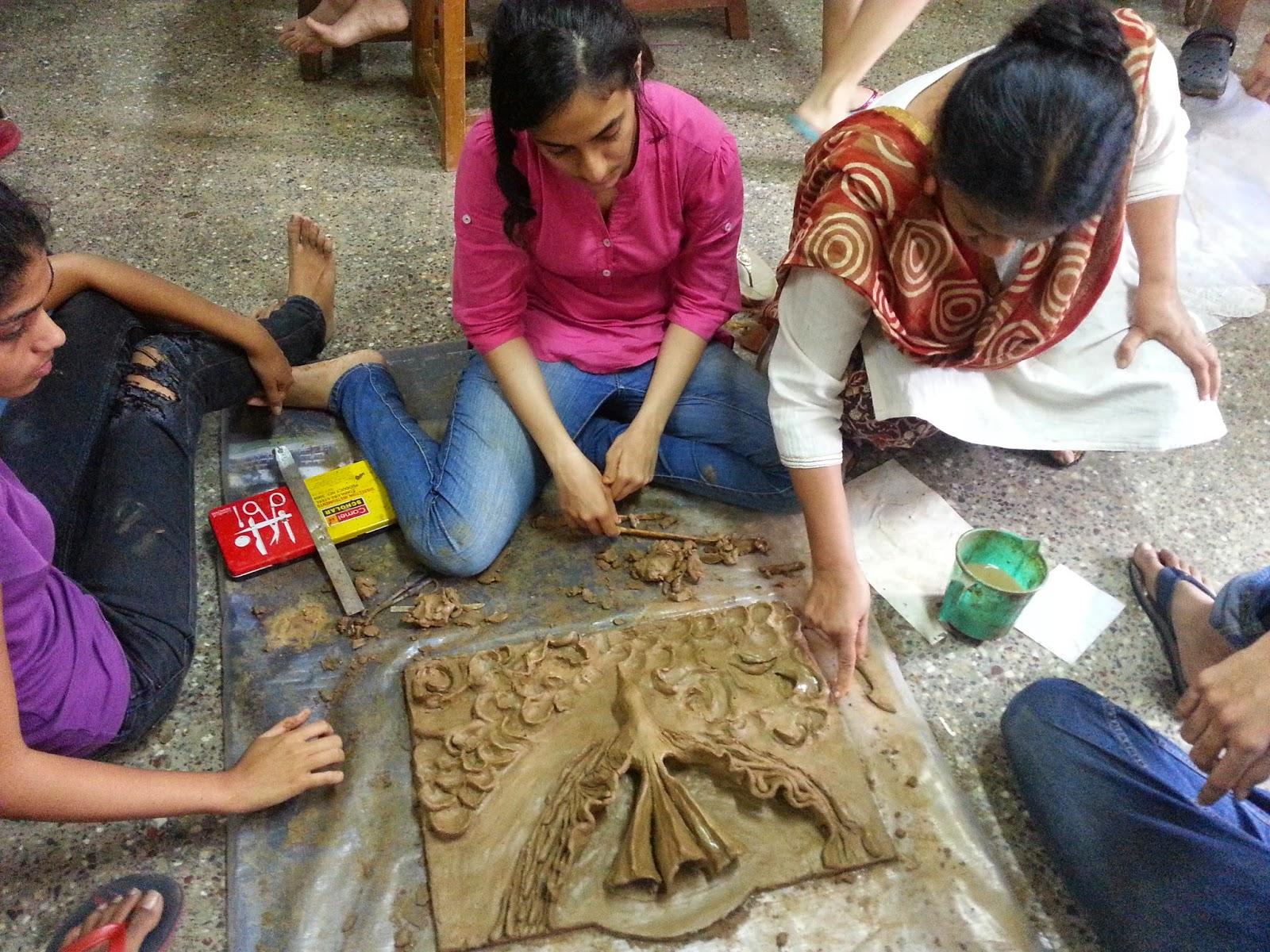 Goa College of Arts Dengle at Goa College of