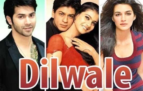 Komen Shah Rukh Khan isu kutipan filem Dilwale terjejas
