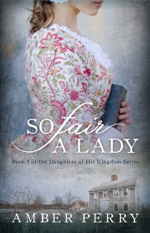 So Fair a Lady by Amber Perry