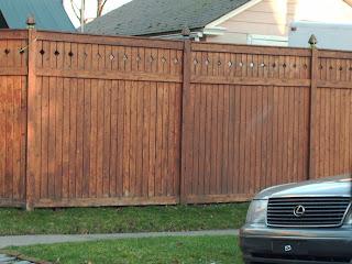 Деревянный забор. Фото 109