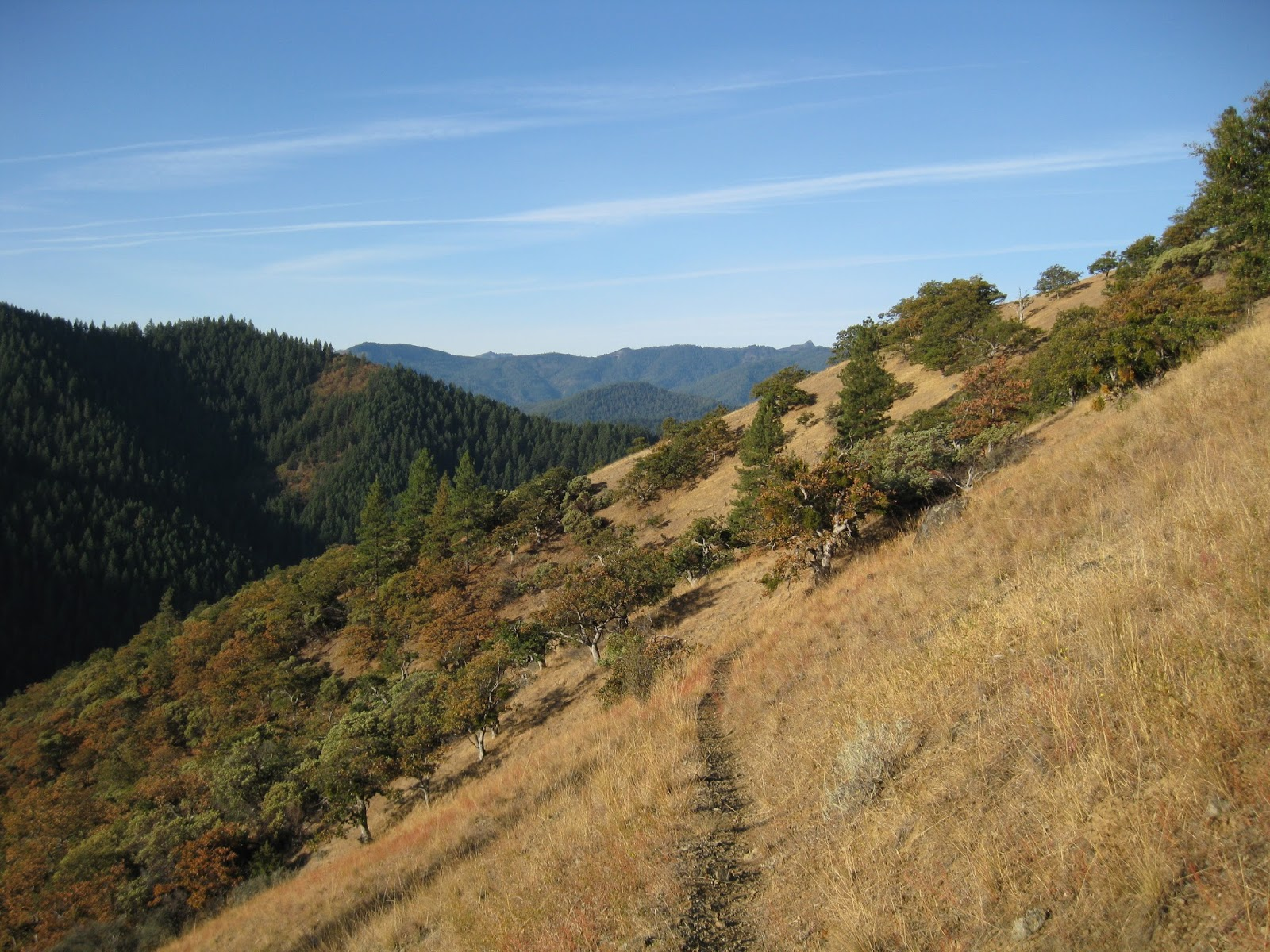 The Siskiyou Crest September 2015