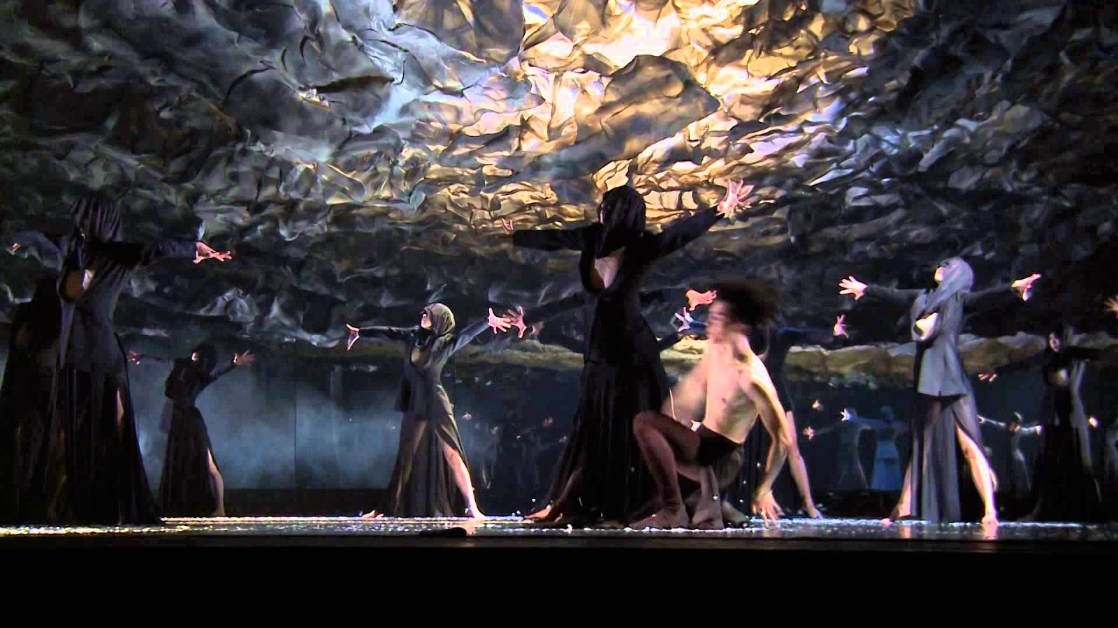 La compañía Beijing Dance Theater se presenta en el Teatro de la Ciudad Esperanza Iris