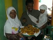 Keluarga Bapak Yoto & Ibu Nur Komara (Limo-Depok)