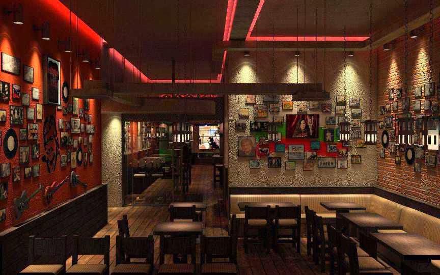 Ресторанти и заведения 3D