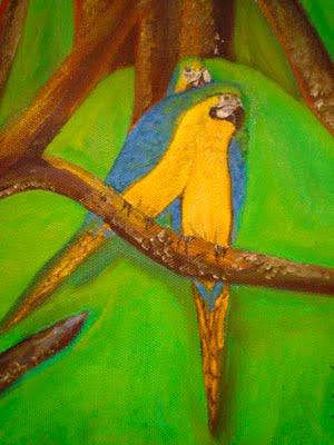 Pássaros (Releitura)
